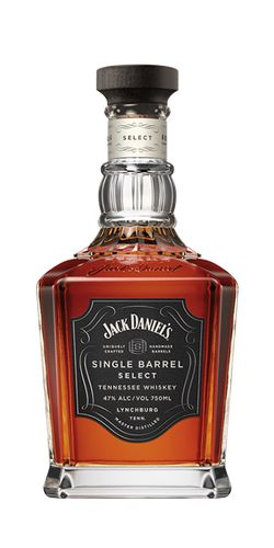 Jack Daniel's Single Barrel Select 0,7l 45%