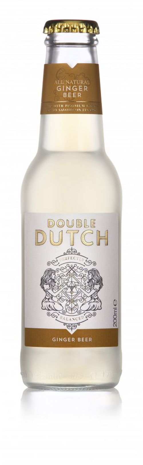 Double Dutch Gingerbeer 0,2l