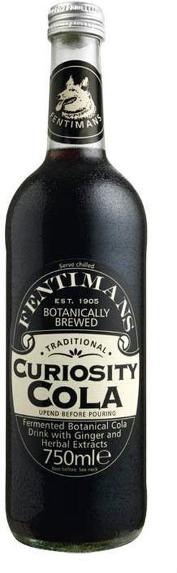 Fentimans Curiosity Cola 0,75l