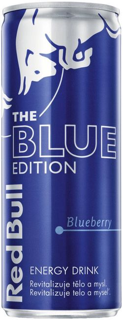 Red Bull Blue Edition 0,25l
