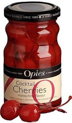 Opies Maraschino Coctail Cherries 225g