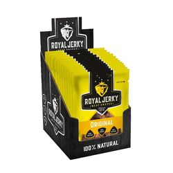 Royal Jerky Original Box 12ks