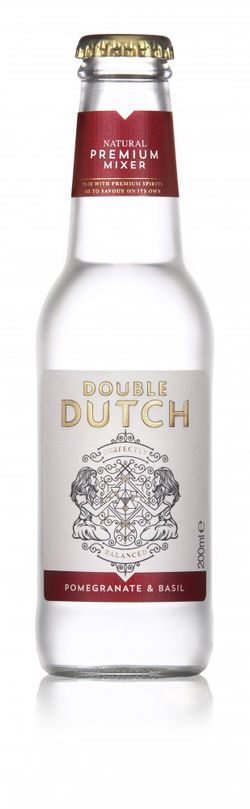 Double Dutch Pomegranate & Basil 0,2l