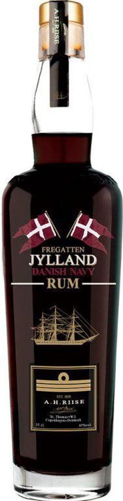 A.H.Riise Jylland 20y 0,35l 45%