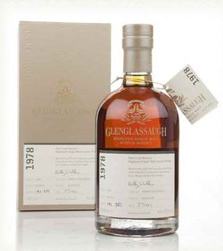 Glenglassaugh Single Cask 38y 1978 0,7l 42,5% / Rok lahvování 2016