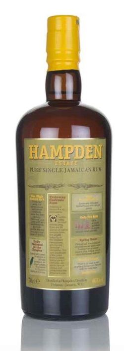 Hampden Estate Rum 8y 0,7l 46%