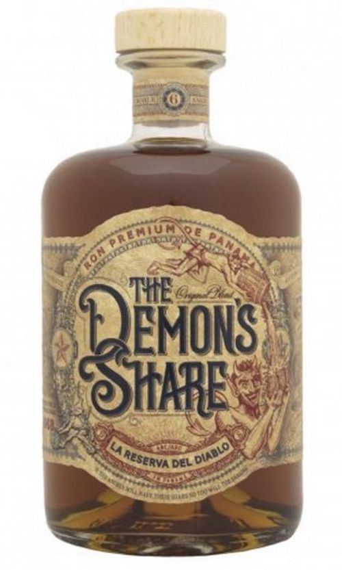 Demon's Share 0,7l 40%