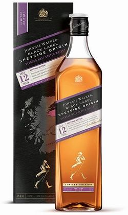 Johnnie Walker Black Label Speyside Origin 12y 1l 42%