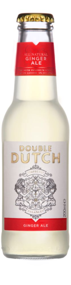 Double Dutch Ginger Ale 0,2l