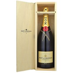 Moët & Chandon Imperial Brut 15l 12,5% Dřevěný box