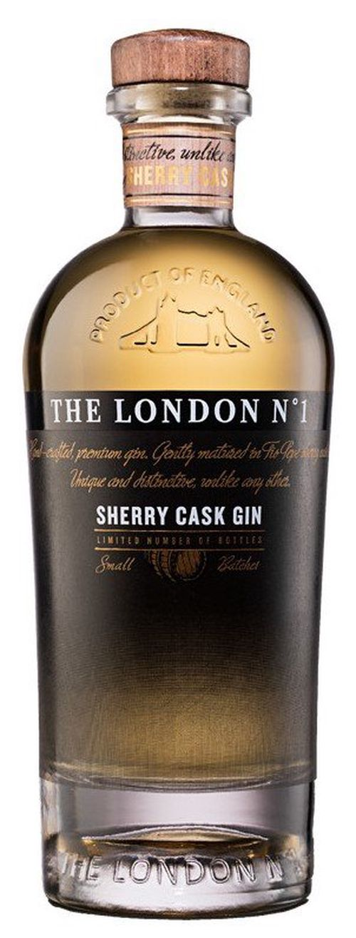 The London No.1 Sherry Cask Gin 0,7l 43%