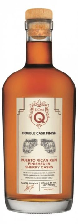 Don Q Double Cask Finish 0,7l 41%