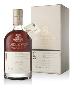 Glenglassaugh Single Cask 50y 1965 0,7l 40,1% / Rok lahvování 2016