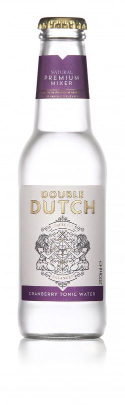 Double Dutch Cranberry Tonic 0,2l