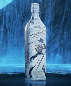 Johnnie Walker White Walker by Johnnie Walker Game of Thrones 0,7l 41,7% L.E.