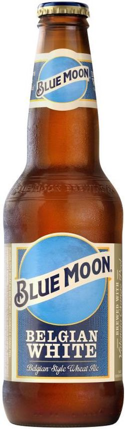 Blue Moon Belgian White 0,33l 5,4%