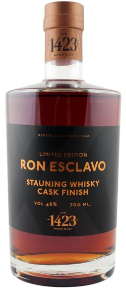 Ron Esclavo Stauning Whisky XO 23y 0,7l 46% L.E.