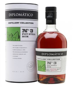 Diplomatico No. 3 Pot Still Rum Distillery Collection 2010 0,7l 47% L.E.