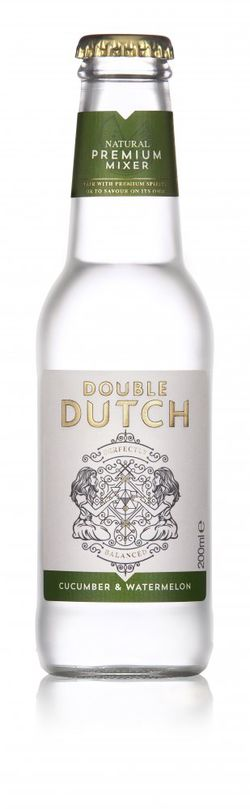 Double Dutch Cucumber & Watermelon 0,2l