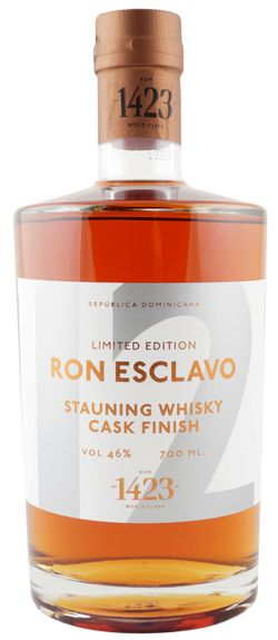 Ron Esclavo Stauning Whisky 12y 0,7l 46% L.E.