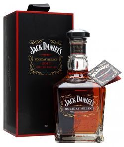 Jack Daniel's Holiday Select 2012 0,7l 45,2% GB L.E.