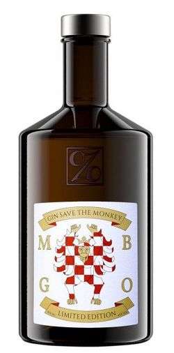 Monkey Business Gin Žufánek 0,5l 45% L.E.