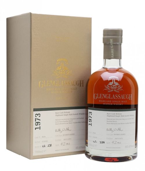 Glenglassaugh Single Cask 42y 1973 0,7l 40,6% / Rok lahvování 2016