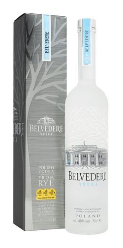 Belvedere Pure vodka 0,7l 40% GB