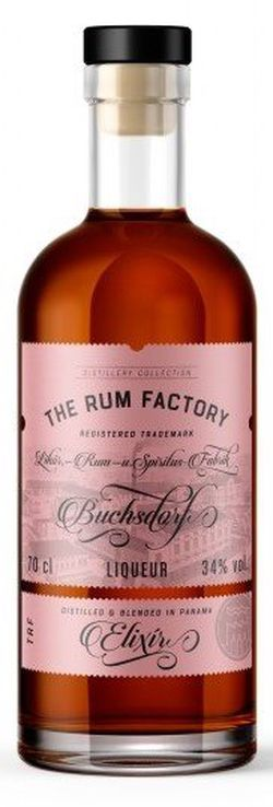 The Rum Factory Elixír 7y 0,7l 34%