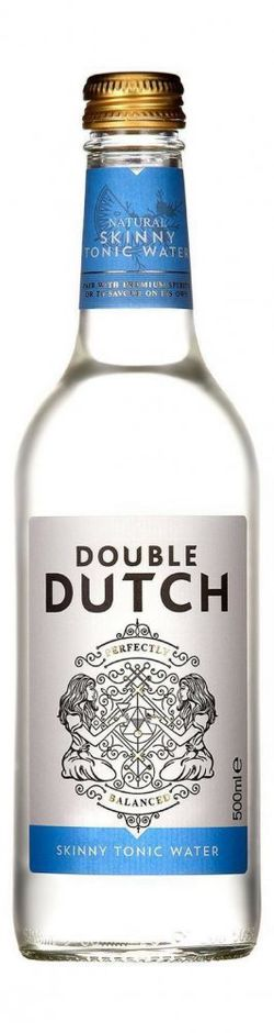 Double Dutch Skinny Tonic Water 0,5l