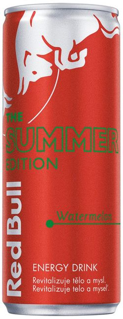 Red Bull Summer Edition 0,25l