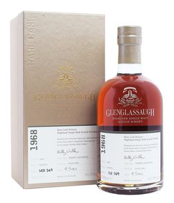 Glenglassaugh Single Cask 47y 1968 0,7l 46,1% / Rok lahvování 2016