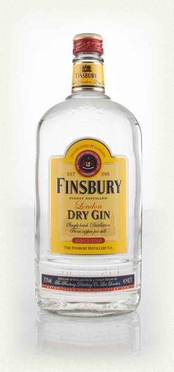 Finsbury Gin Traditional 1l 37,5%