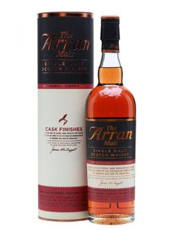 Arran Amarone Cask Finish 0,7l 50%