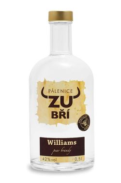 Williams Zubří 0,5l 42%