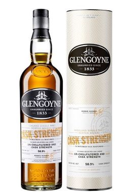 Glengoyne Batch No. 007´ Cask Strength 0,7l 58,9%