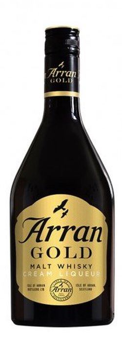 Arran Gold Single Malt Cream Liqueur 0,7l 17%