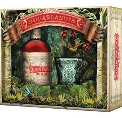 Don Papa 7y 0,7l 40% + 1x sklo GB
