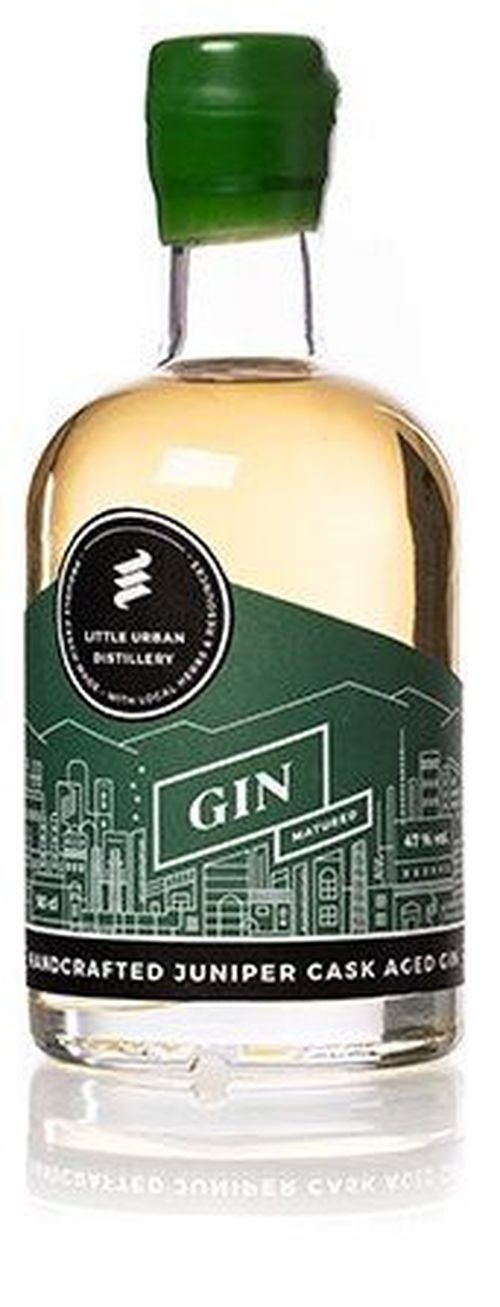 Little Urban Matured Dry Gin 0,5l 47%