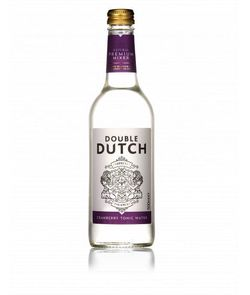 Double Dutch Cranberry Tonic 0,5l