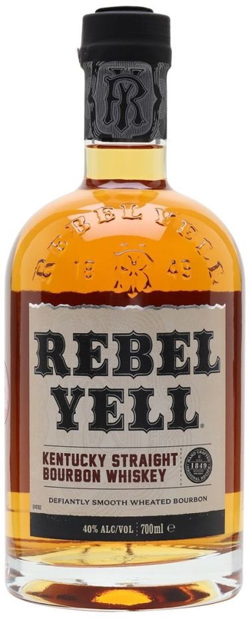 Rebel Yell Straight 0,7l 45%