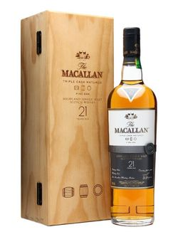 Macallan Fine Oak 21y 0,7l 43%