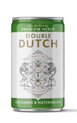 Double Dutch Cucumber & Watermelon 0,15l Plech