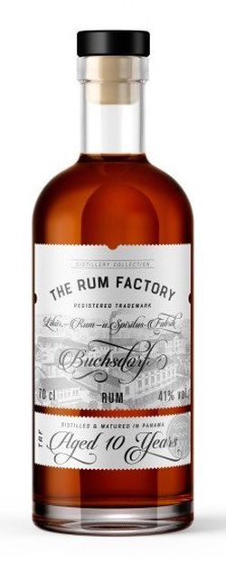 The Rum Factory 10y 0,7l 41%