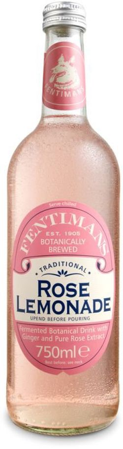 Fentimans Rose Lemonade 0,75l