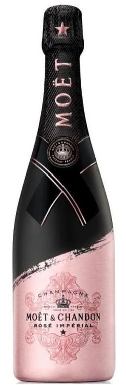 Moët & Chandon Impérial Rose Signature Sleeve 0,75l 12% L.E.