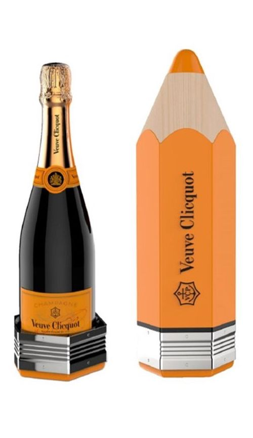 Veuve Clicquot Pencil 0,75l 12% GB