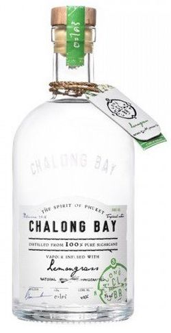 Chalong Bay Infuse Lemongrass 0,7l 40%