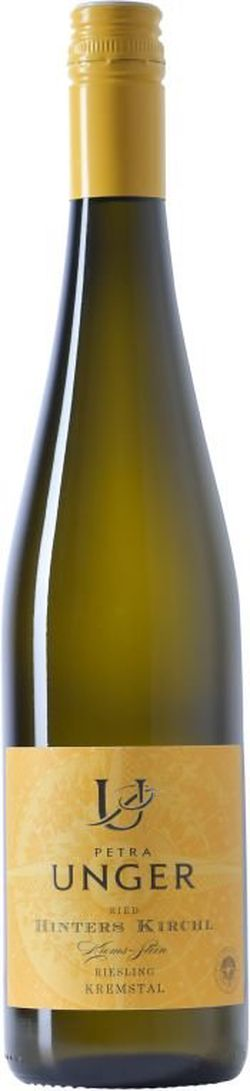 Petra Unger Riesling Hinters Kirchl 2019 0,75l 13%