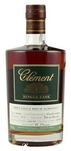Clement Single Cask 2004 0,5l 42,8% / Rok lahvování 2015